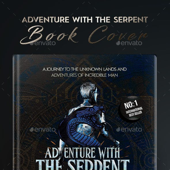 Book Cover - Adventure with the Serpent