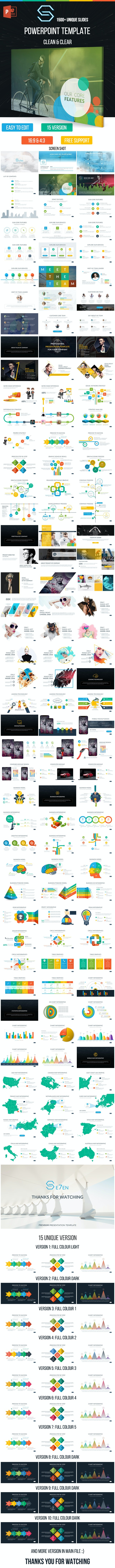 S Powerpoint Presentation Template - Business PowerPoint Templates