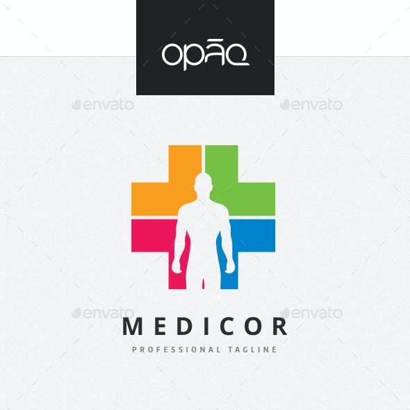 Medical Human Health Logo