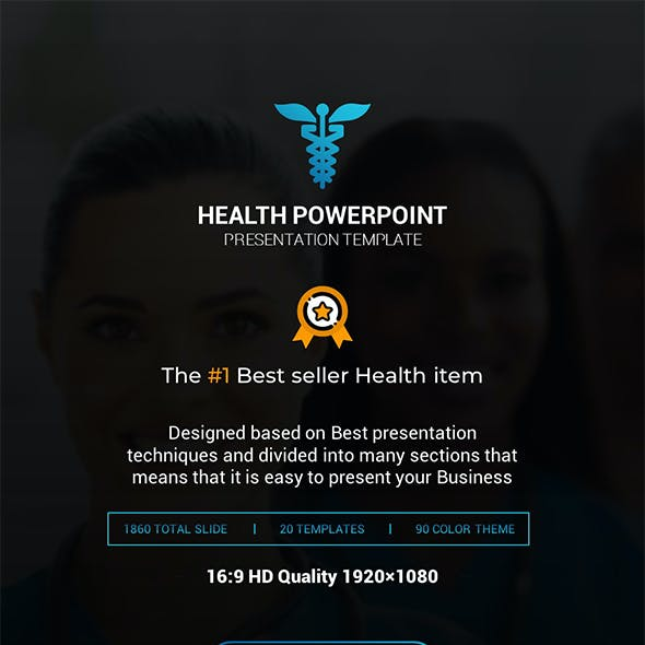Health Presentation Template