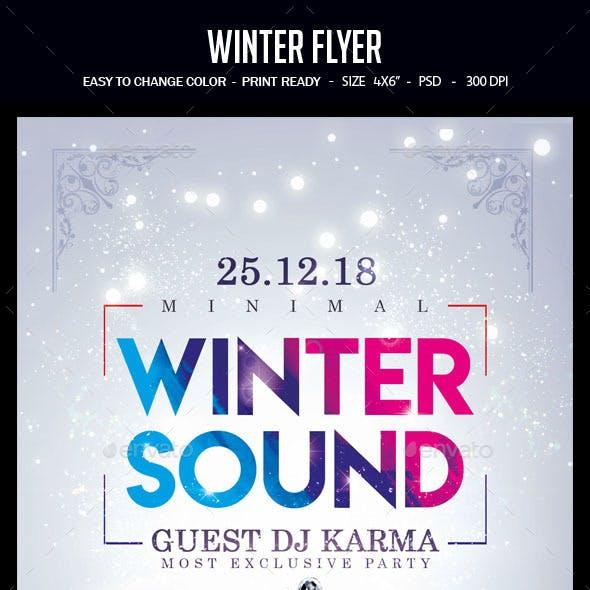 Winter Flyer
