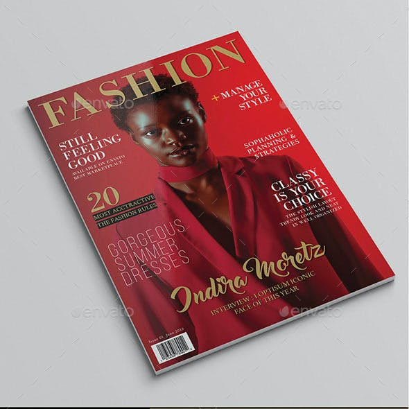 New Fashion Magazine