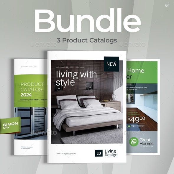 Product Catalog Bundle No 1