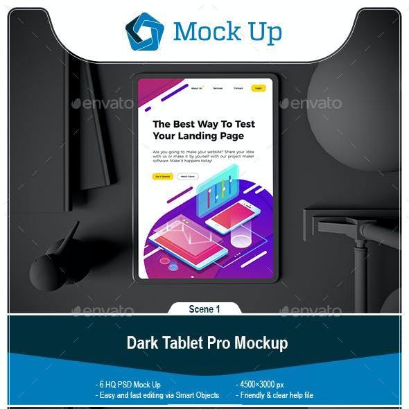 Dark Tablet Pro