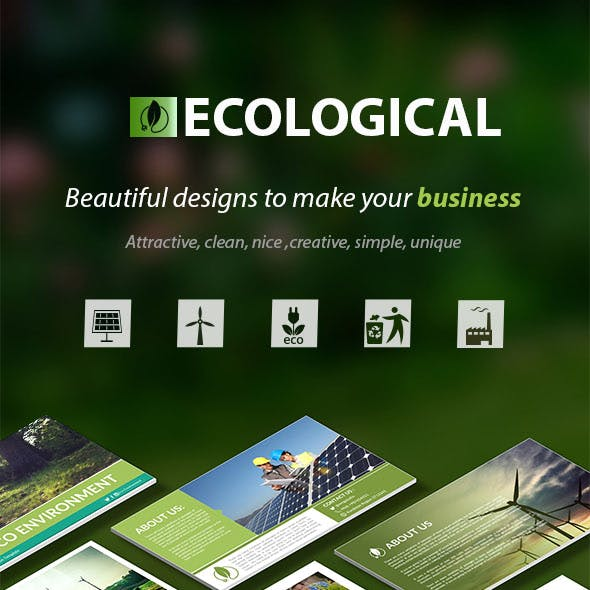 Nature Powerpoint Templates From Graphicriver