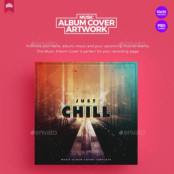 Chill - Music Album Cover Artwork