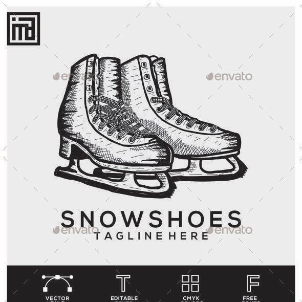 snow boots logo