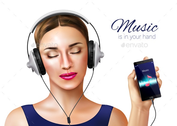 Music in Hand Composition - Industries Business