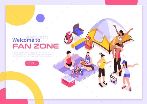 Summer Music Festival Summer Poster - Miscellaneous Vectors