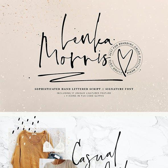 Lenka Morris