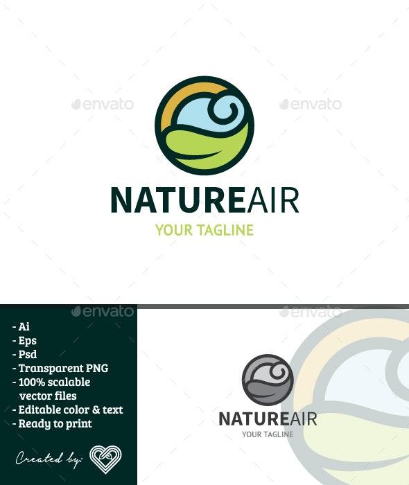 Nature Air - Nature Logo Templates