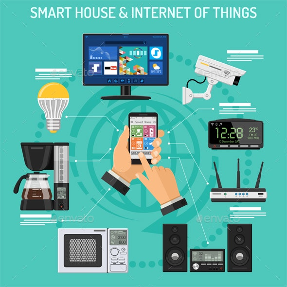 Smart House and Internet of Things - Web Technology