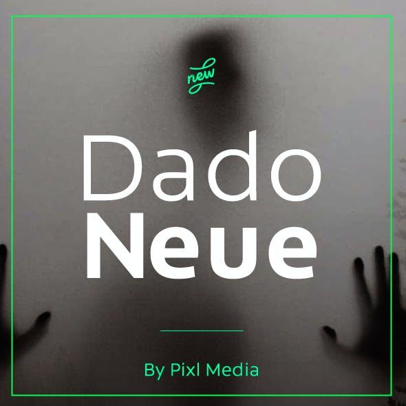 Dado Neue Sans Font