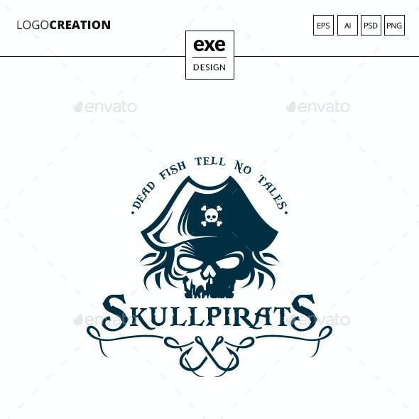 Death Pirate Logo