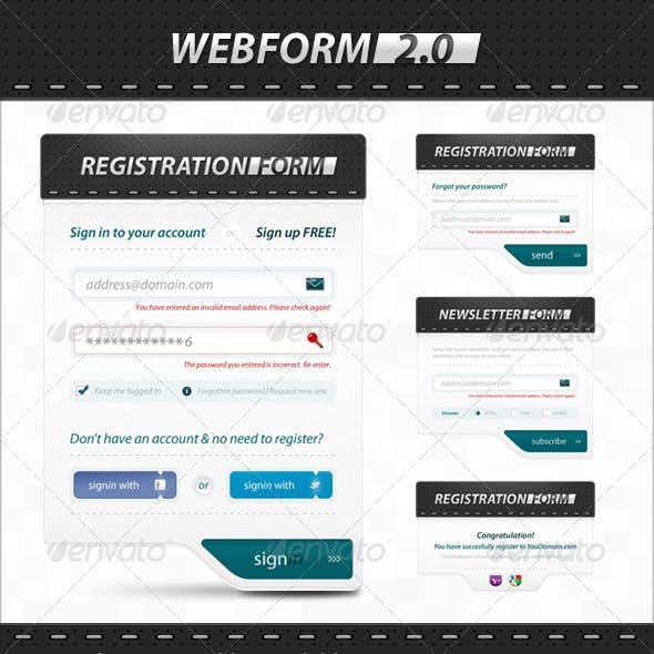 WebForms 2.0