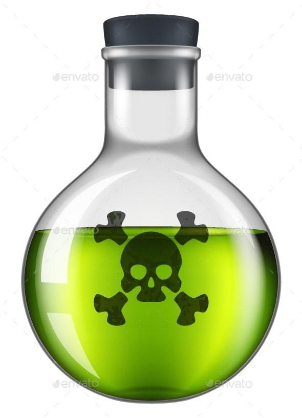Poison Bottle - Miscellaneous Vectors