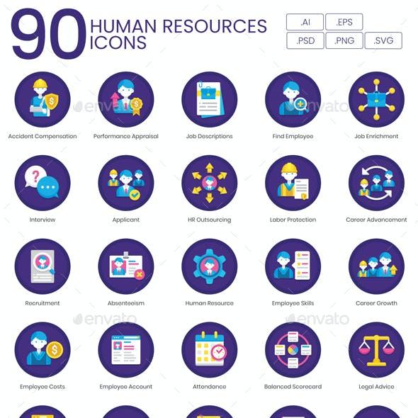 HR Icons