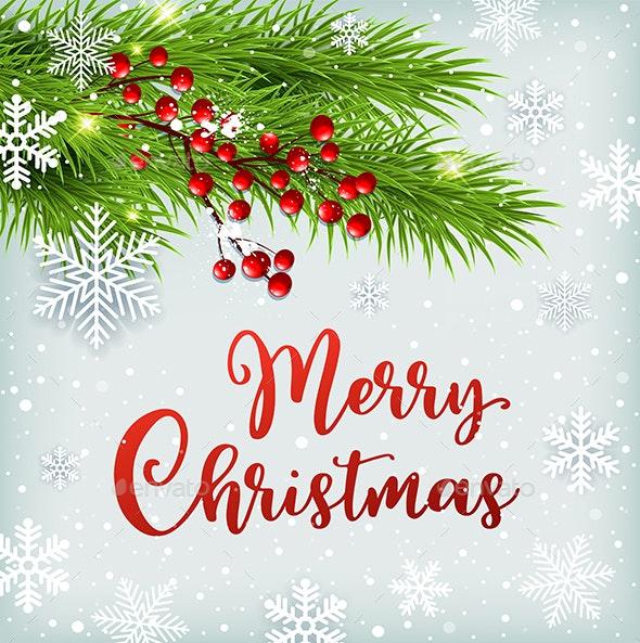 Christmas and New Year Background - Christmas Seasons/Holidays