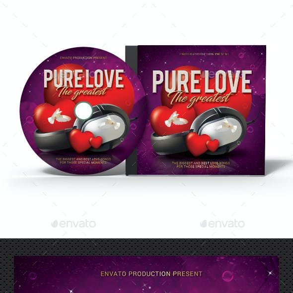 Pure Love CD Cover
