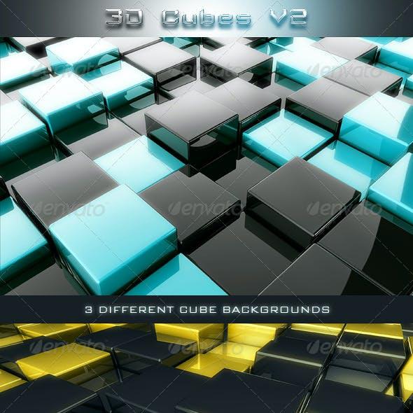 3D Cubes V2
