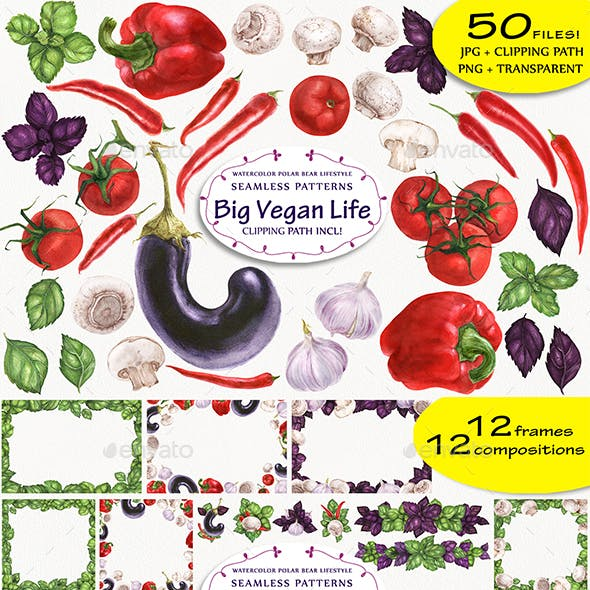 Big Vegan Collection