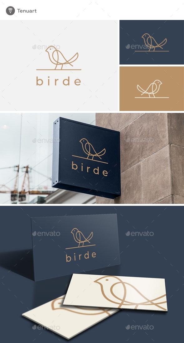 Birde Logo - Animals Logo Templates