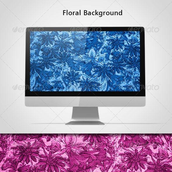 Floral Background 04