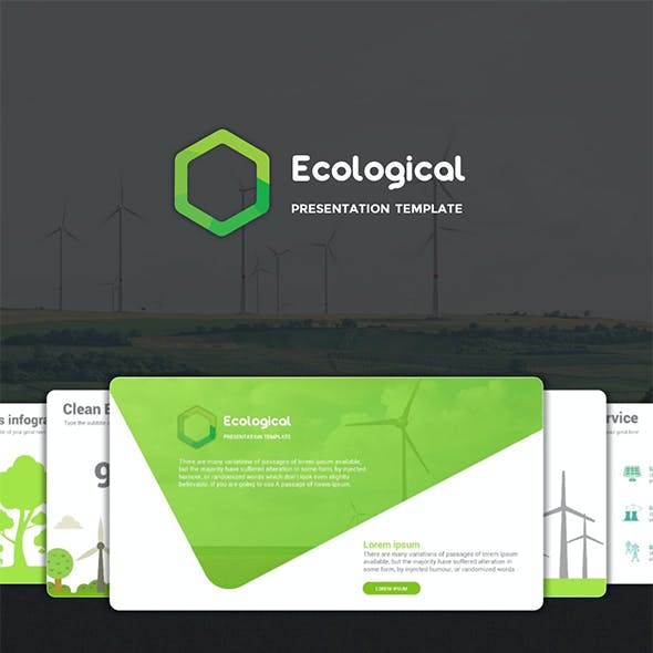 Ecological PowerPoint Template