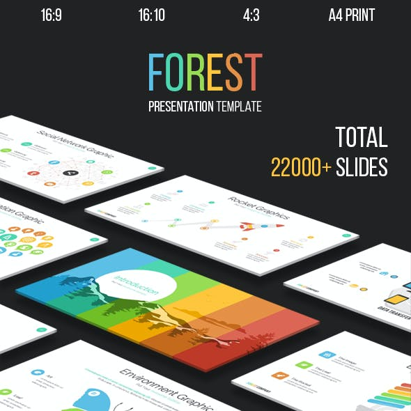 Forest - Multipurpose Keynote Template