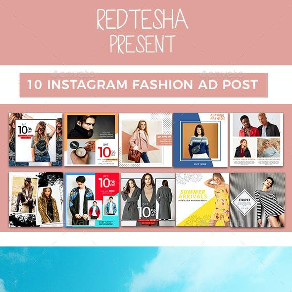Instagram Fashion Banner #18