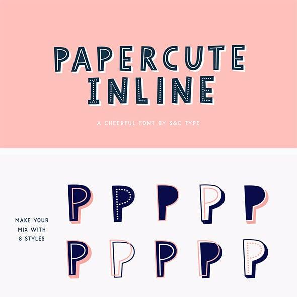Papercute Inline