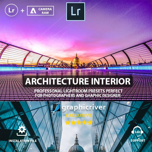 Architecture Lightroom Presets