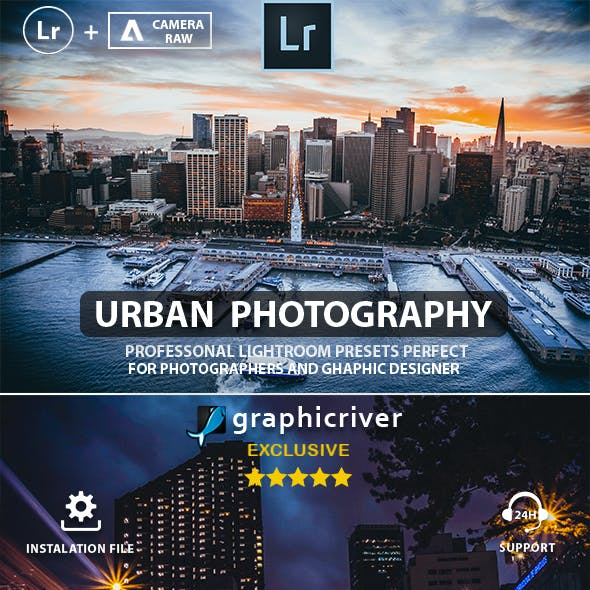Urban Lightroom Presets