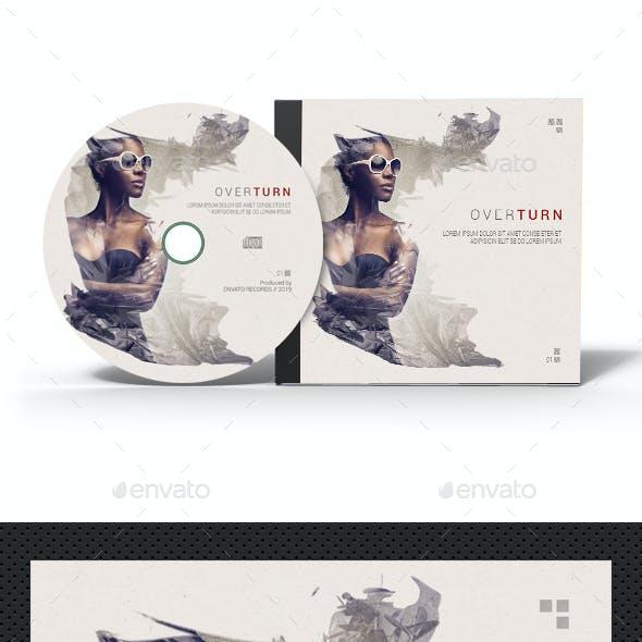 Overturn CD Cover