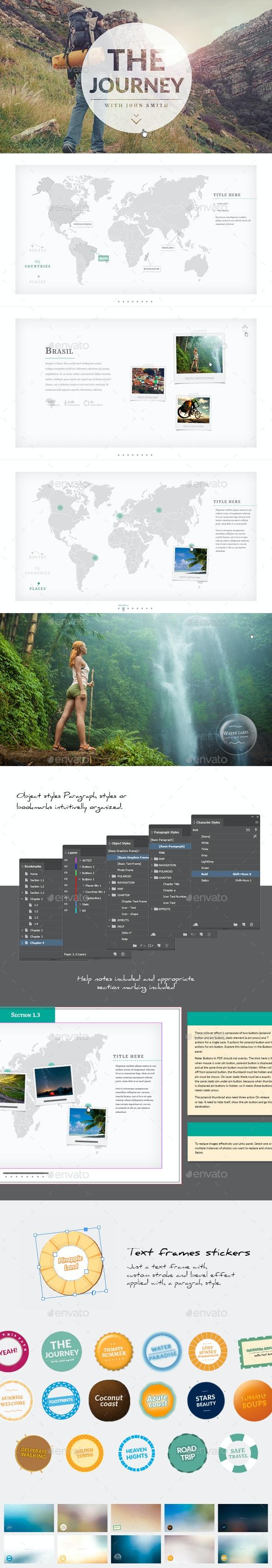 Interactive PDF Journey Presentation - ePublishing