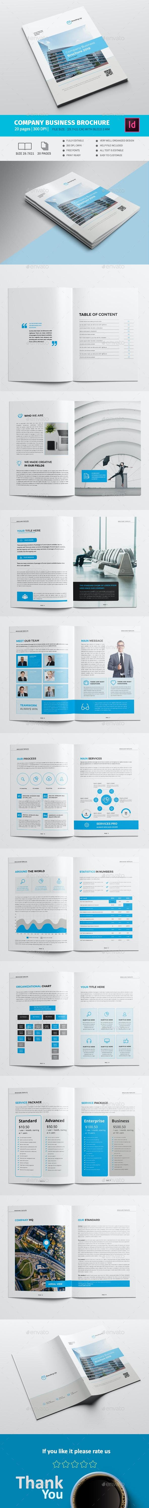 Business Brochure Plus - Corporate Brochures