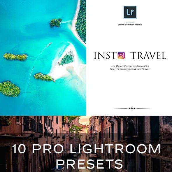 Insta Travel Lightroom Presets