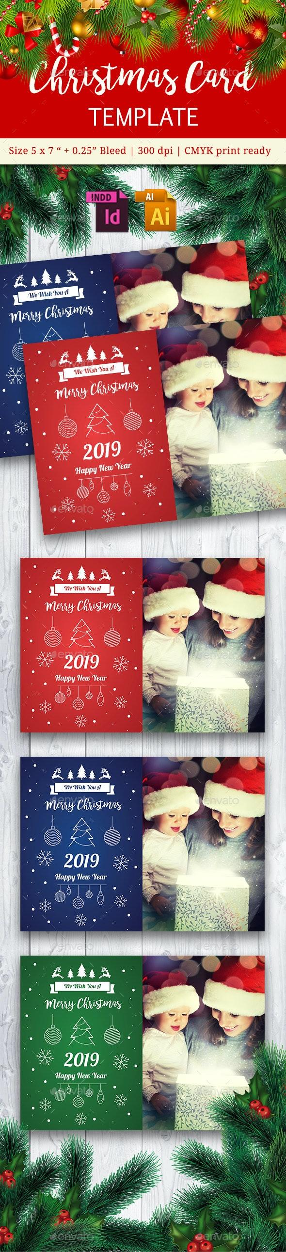 Christmas Card Vol. 7 - Christmas Greeting Cards