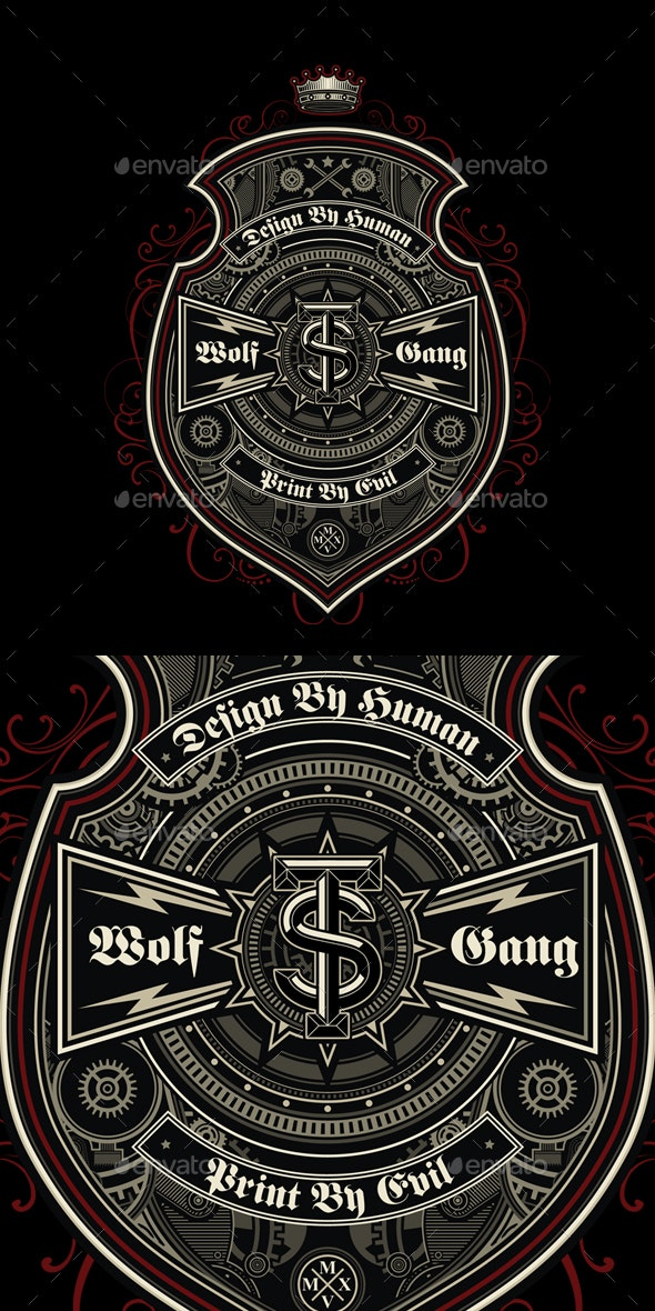 Wolf Gang Chapter 2 - Decorative Symbols Decorative