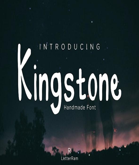 Kingstone Font - Decorative Fonts