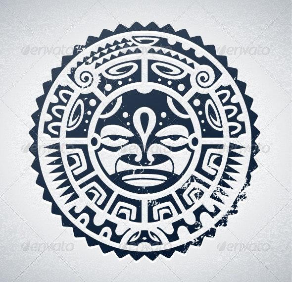 Polynesian Tattoo - Tattoos Vectors