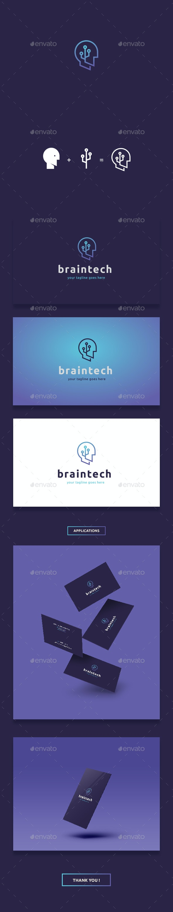 Technology Logo - Logo Templates