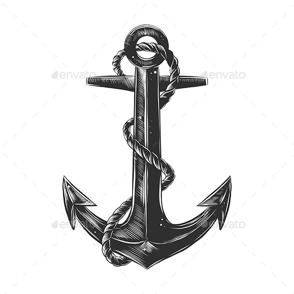 Ship Anchor - Miscellaneous Vectors