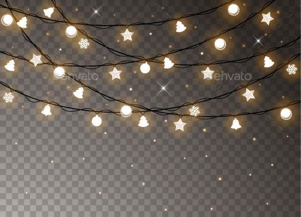 Christmas Lights - New Year Seasons/Holidays