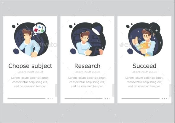 Steps for Success - Miscellaneous Vectors