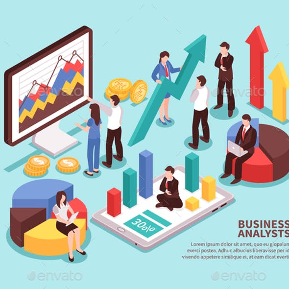 Business Analyst Concept