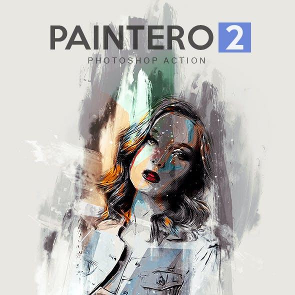 Paintero 2 - Photoshop Action