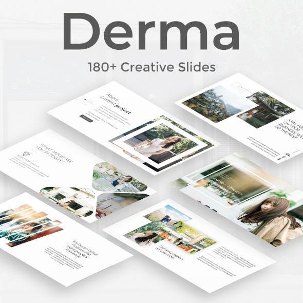 Derma Premium Keynote Template