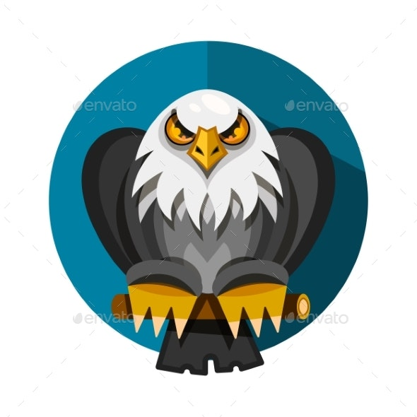 RAmerican Eagle - Animals Characters