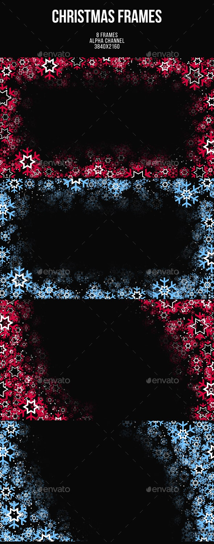 Christmas Frames - Miscellaneous Graphics